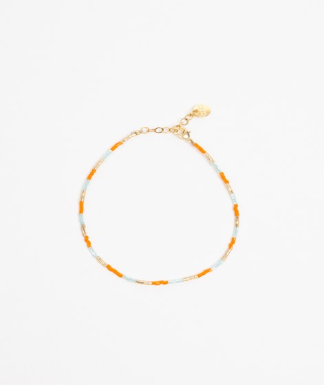 BLUSH INDIGO Lolli Mix Bracelet orange