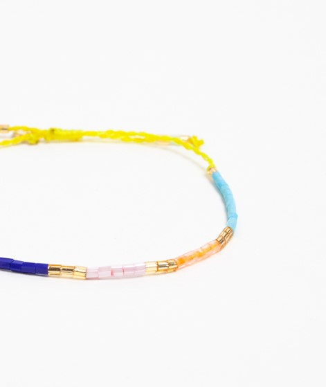 BLUSH INDIGO Sweet String Bracelet lime