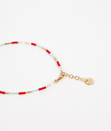 BLUSH INDIGO Lolli Mix Bracelet mint