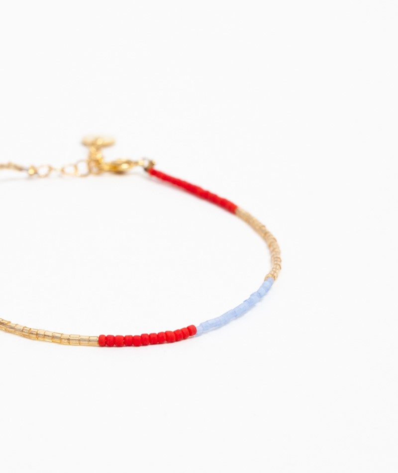 BLUSH INDIGO Be Blush Bracelet red