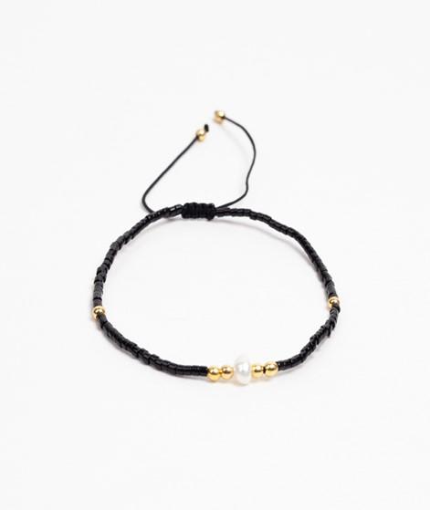 EBBA Mona Armband schwarz