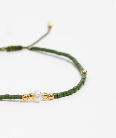 EBBA Mona Armband grün