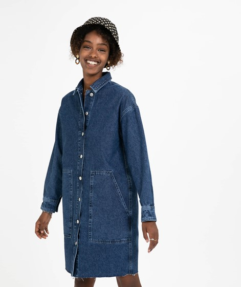 SELECTED FEMME SLFHanna Kleid medium blu