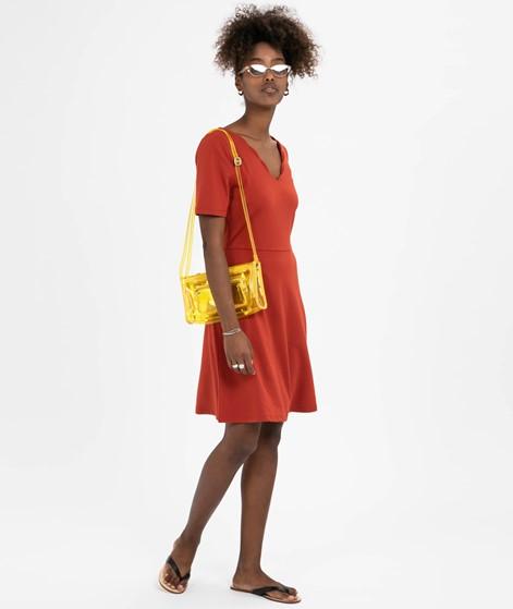 VILA Virylie Kleid ketchup