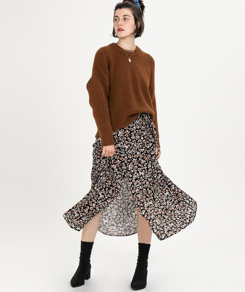 KAUF DICH GLÜCKLICH Pullover brown