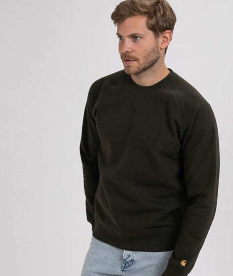 CARHARTT WIP Chase Sweater cypruss