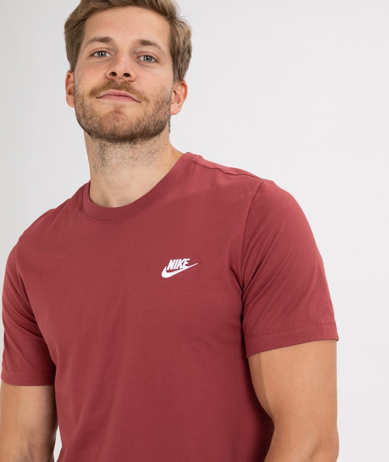 NIKE SPORTSWEAR T-Shirt cedar/white