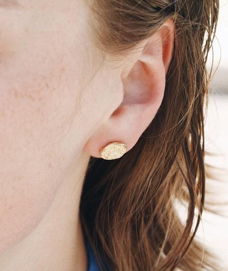 JUKSEREI Velvet Ear Stud