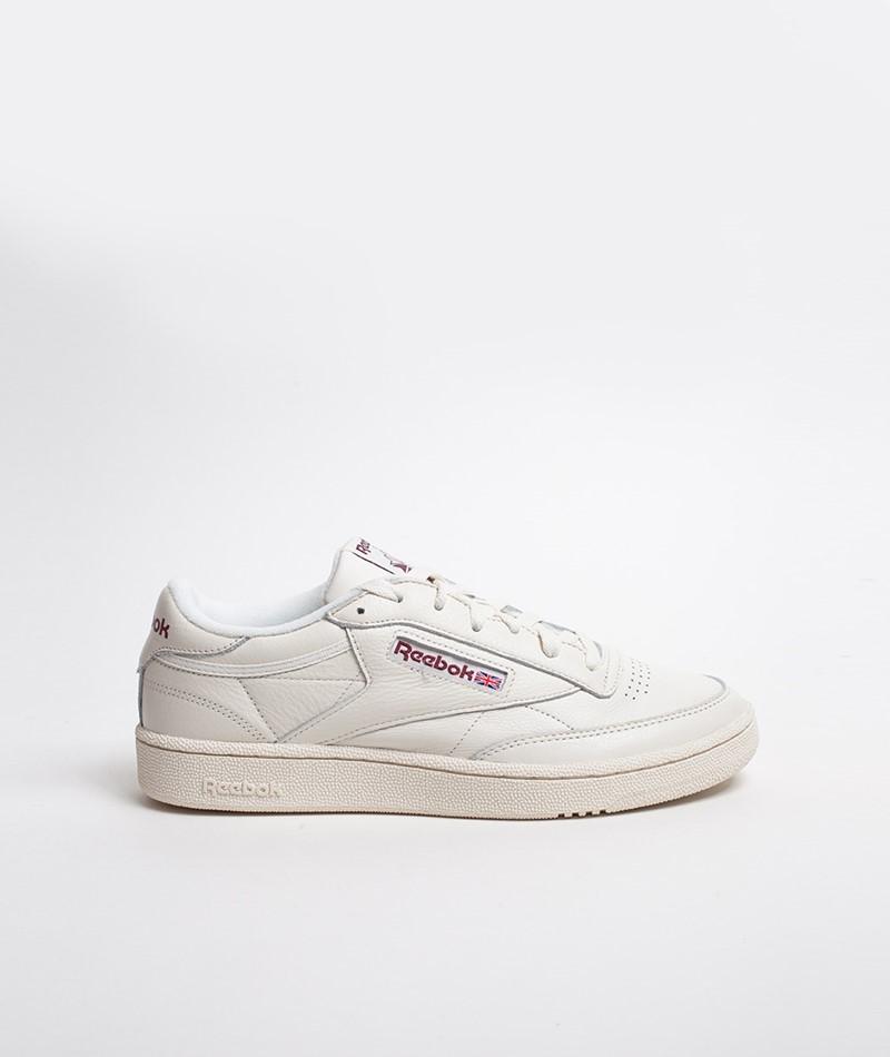 REEBOK Club C 85 MU Sneaker chalk/paperwhite