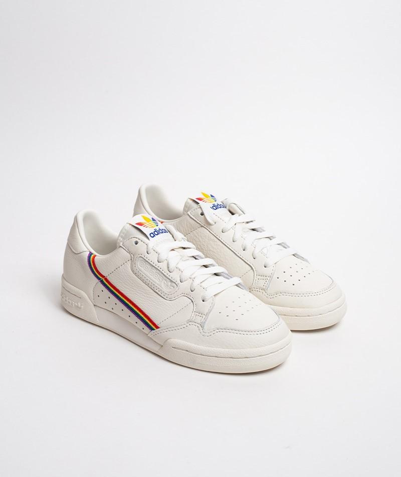 ADIDAS Continental 80 Pride Sneaker off white