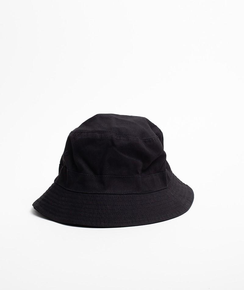 YUKU Bucket Hat schwarz