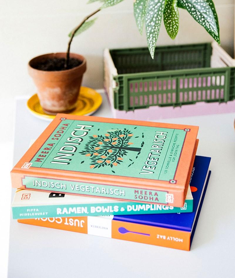 DK Verlag Indisch vegetarisch