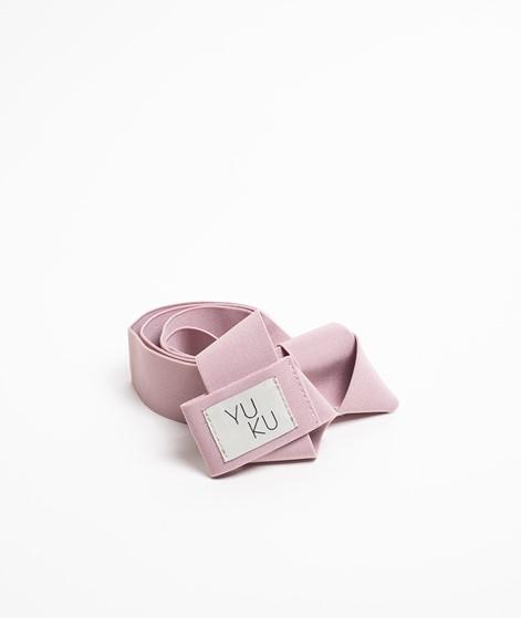 YUKU Yoga Tragegurt rosa