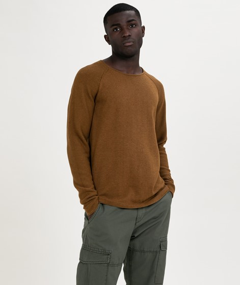 SELECTED HOMME SLHCarter Crew Neck W tap
