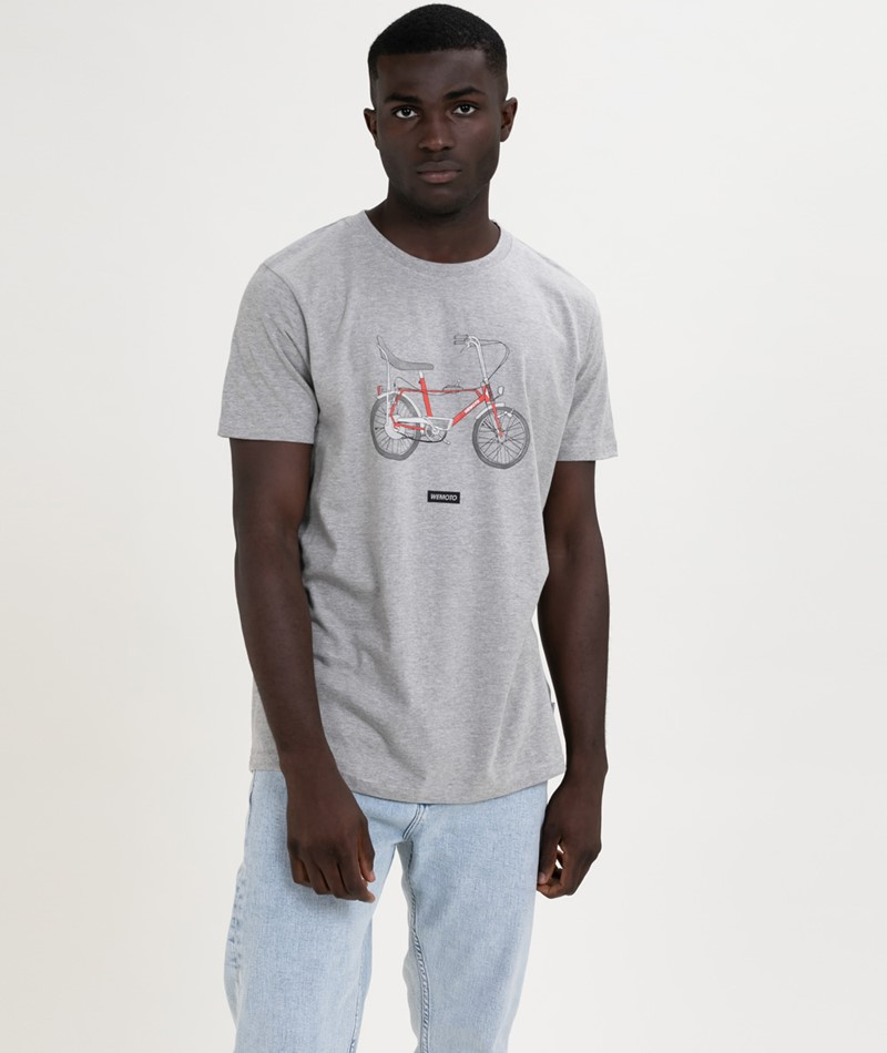 WEMOTO Bonanza T-Shirt heather