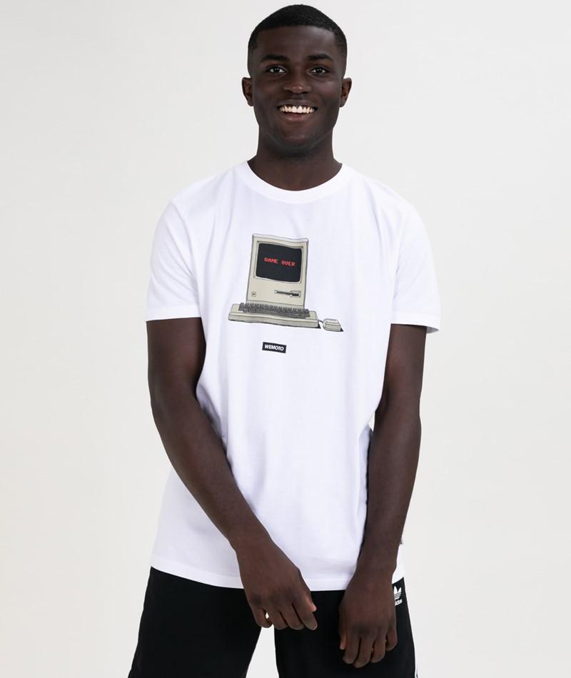 WEMOTO Game Over T-Shirt white