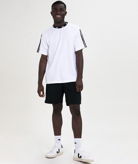ADIDAS Trefoil Rib T-Shirt white/black