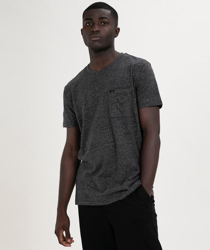 LEE Ultimate T-Shirt dark grey melange