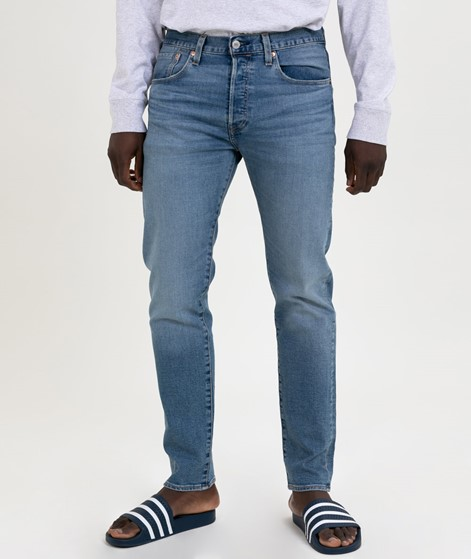 LEVIS 501 Slim Taper ironwood overt