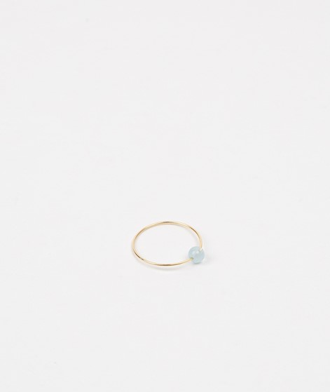 JUKSEREI Birthstone Ring March