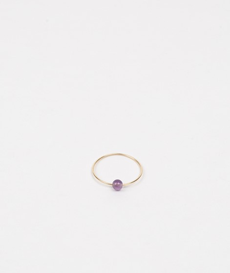 JUKSEREI Birthstone Ring February