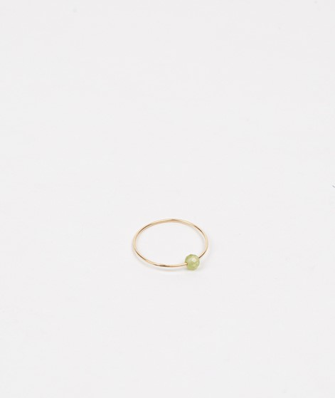 JUKSEREI Birthstone Ring August