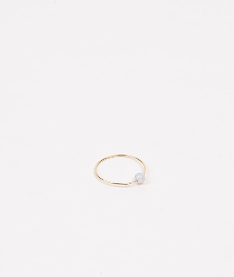 JUKSEREI Birthstone Ring October
