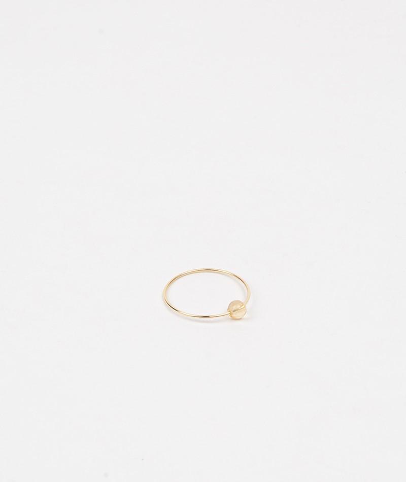 JUKSEREI Birthstone Ring November