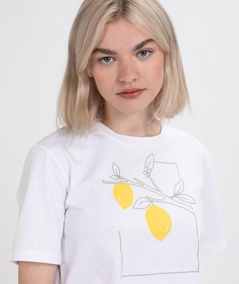 KAUF DICH GLÜCKLICH Lia T-shirt lemon