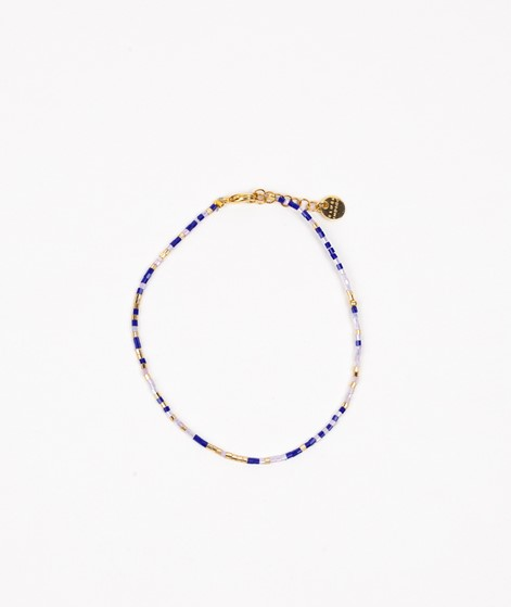 BLUSH INDIGO Be Blush Bracelet blue/gold