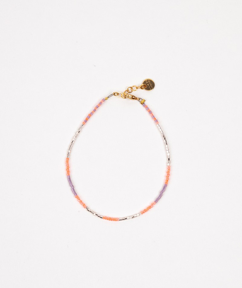 BLUSH INDIGO Be Blush Bracelet coral