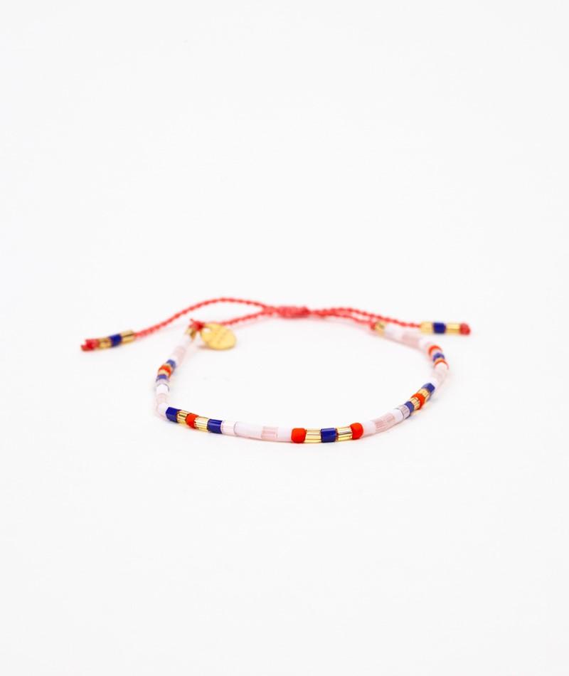 55317 String Sweet Blush Indigo Bracelet v0mNnwO8