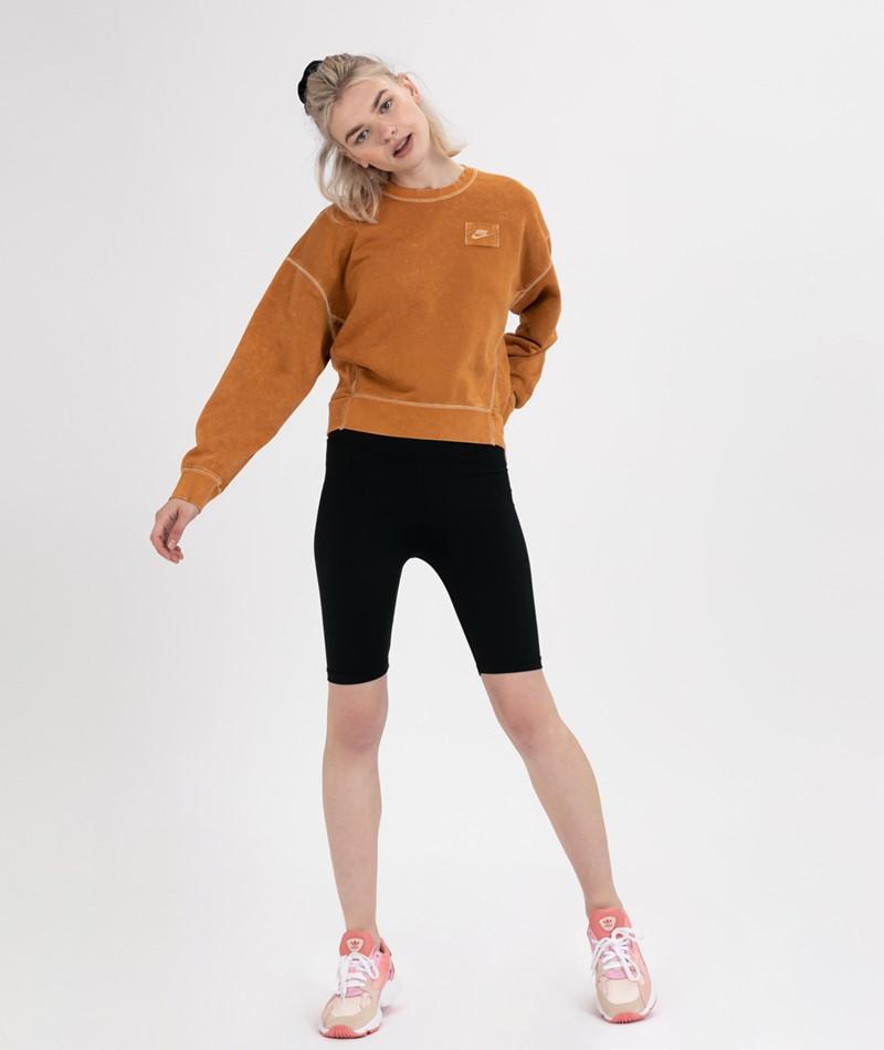 NIKE W NSW Crew Rebel Sweater orange