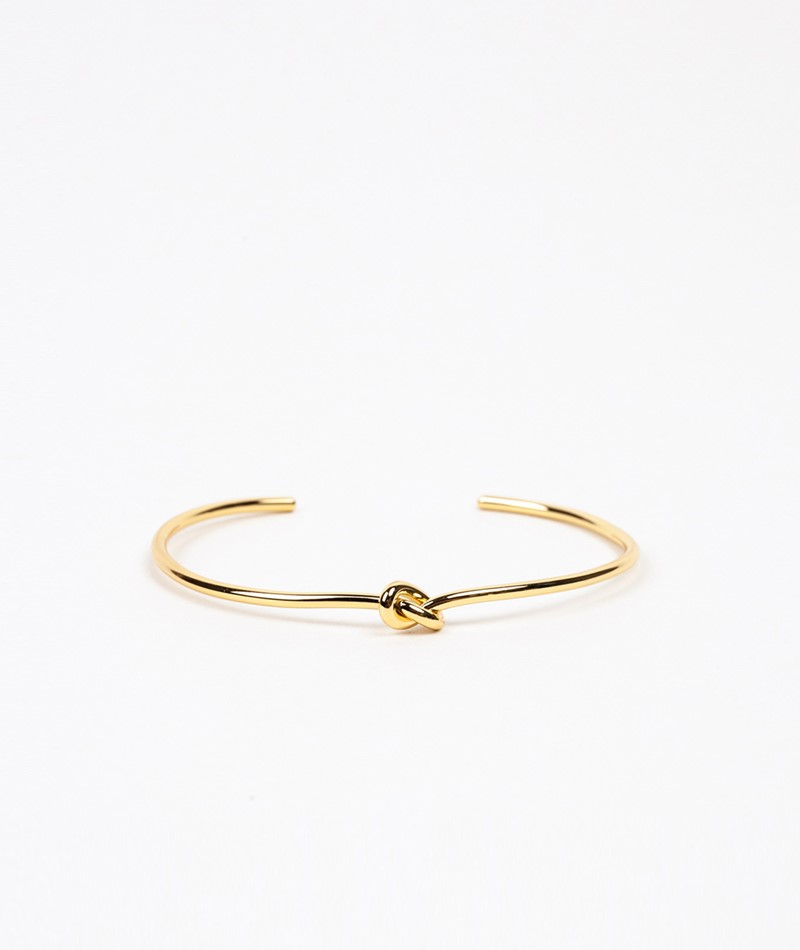 ESTELLA BARTLETT Knot Bangle Armreif