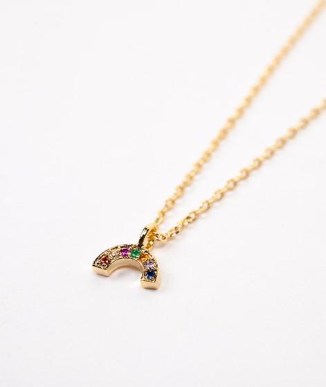 ESTELLA BARTLETT New Rainbow Kette gold