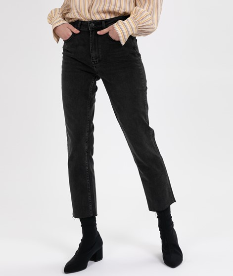 WHY7 Luna NW straight Jeans black