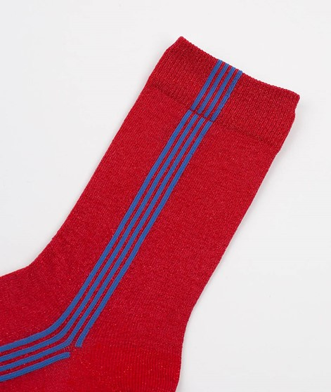 MP DENMARK Violeta Socken red stripe