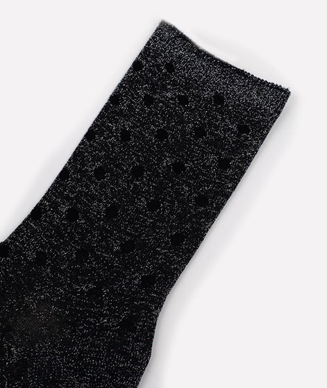 MP DENMARK Donna Socken black dot