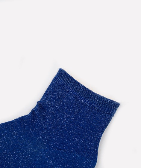 MP DENMARK Pi Socken glitter blue