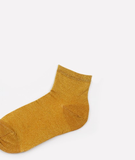 MP DENMARK Pi Socken glitter yellow