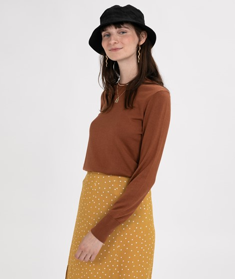ARMEDANGELS Aalice Pullover maroon