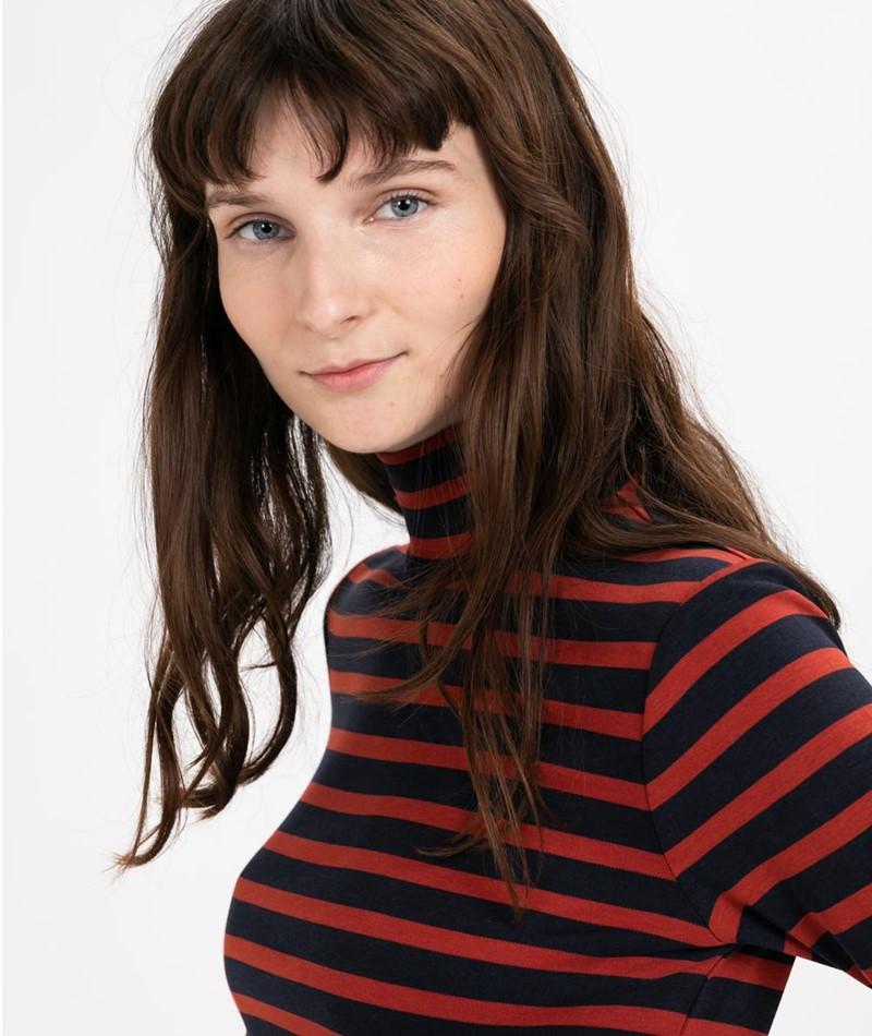 SESSUN Jim Holiday Kleid stripes