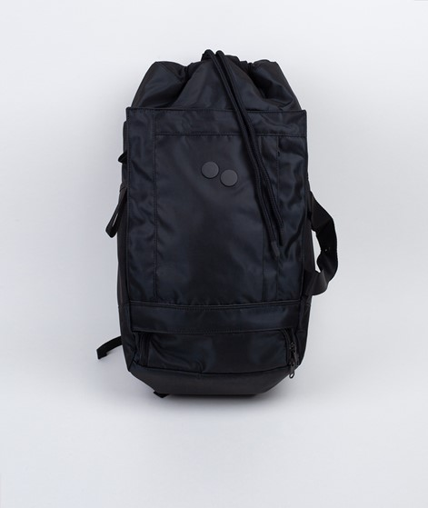 PINQPONQ Blok Medium Rucksack black