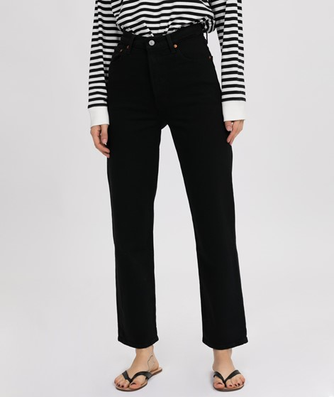 LEVIS Rib Cage Straight Ankle Jeans