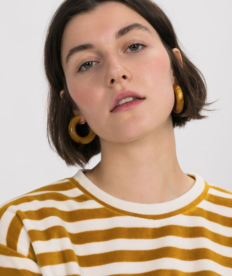 KAUF DICH GLÜCKLICH Anna T-shirt gold