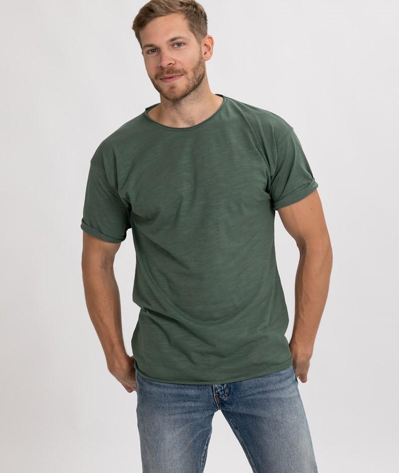 ROCKAMORA Aron T-Shirt green