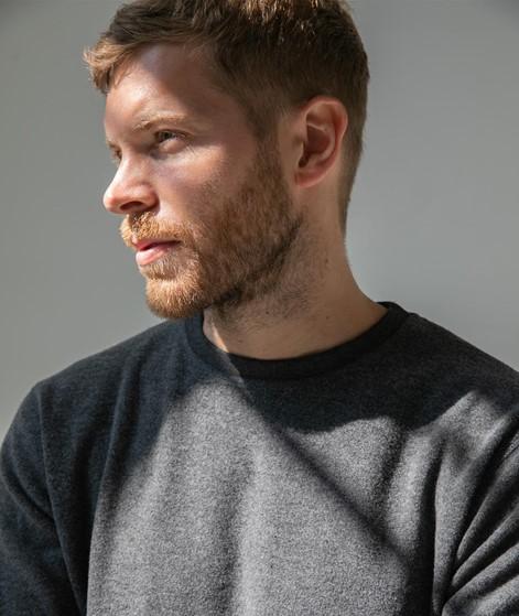 KAUF DICH GLUCKLICH Malte Sweater dark grey