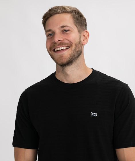 LEE Stripe T-Shirt black