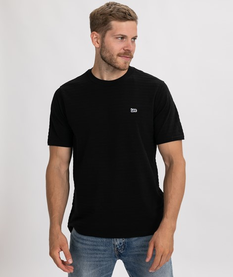 LEE Stripe T-Shirt black
