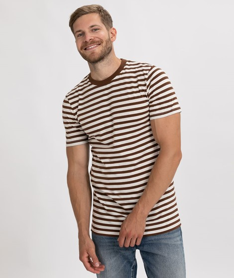 ROCKAMORA Thao T-Shirt stripes